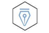 Basic Signature icon